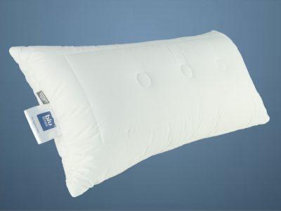 Luftig frisch und wunderbar leicht. In unserer BluTimes Kissenserie ist bestimmt das passende Kissen für Sie dabei.