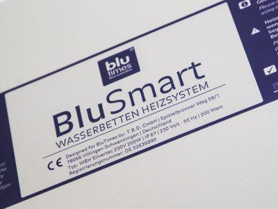 Wasserbettenheizung BluSmart ANALOG