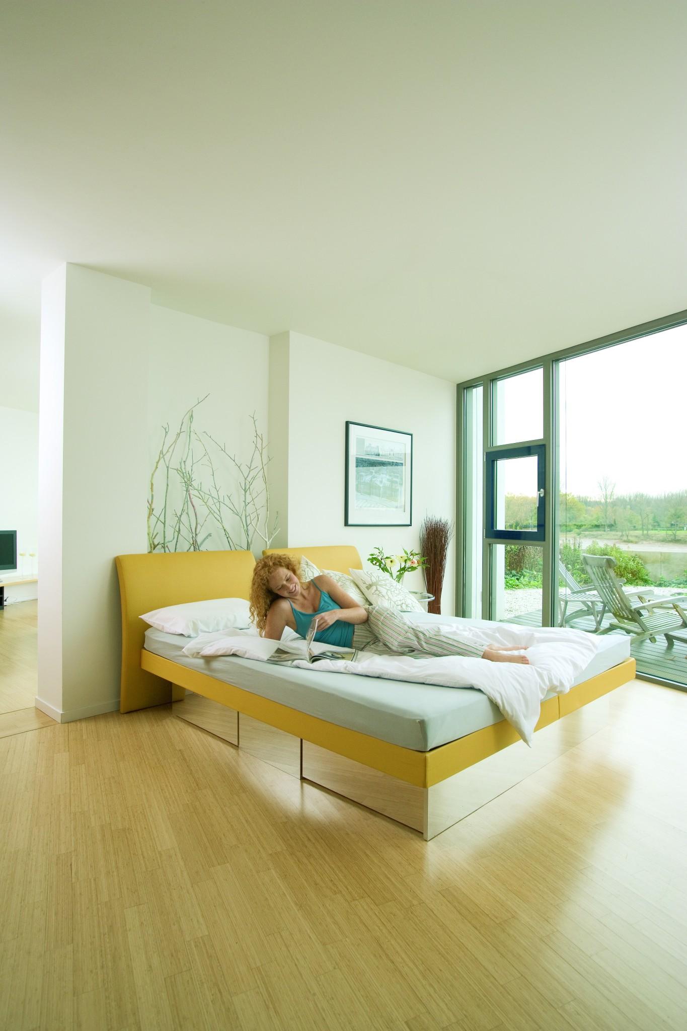 Schubladen & Klappsockel - BluTimes Wasserbetten