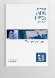 Wasserbetten Katalog