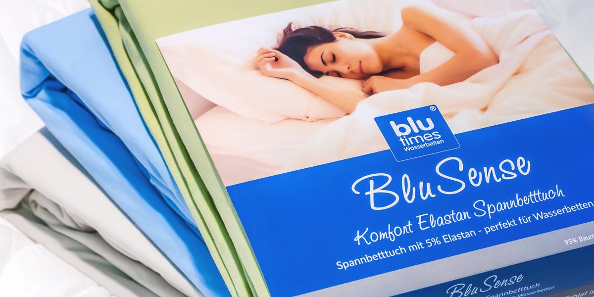 Gewinnspiel #TraumWasserbett gewinne Spannleintücher von BluTimes