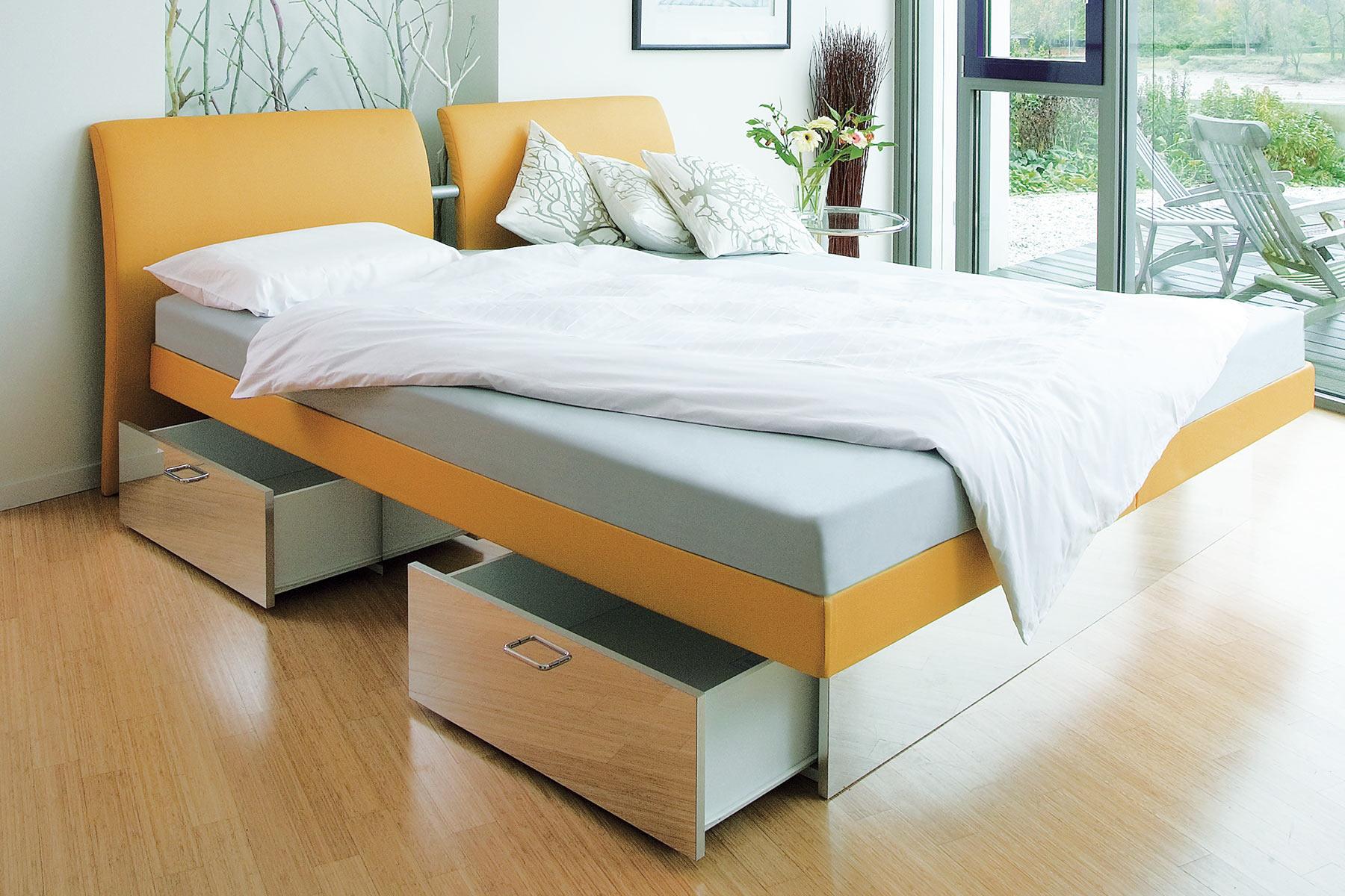 schubladen klappsockel blutimes wasserbetten. Black Bedroom Furniture Sets. Home Design Ideas